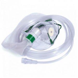 masca oxigen inalta concentratie cu rezervor